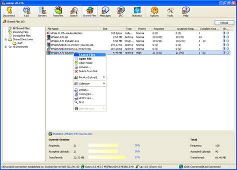 P2p & File-sharing Software