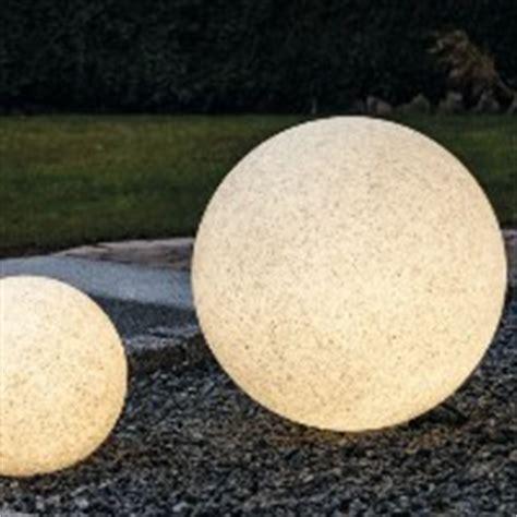 Gartenkugelleuchten, Kugellampen & Leuchtkugeln