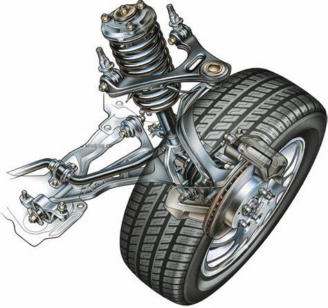 suspension replacement st albans car van suspension
