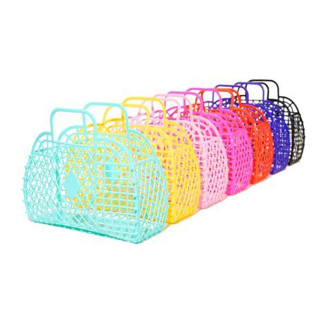Retro Jelly Handbag By Berylune Notonthehighstreetcom