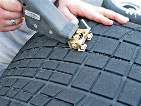 advanced tire prep preparing dirt racing tires hot rod