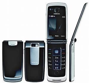 Original Nokia 6600 Fold  Unlocked  Cellular Phone Free Shipping
