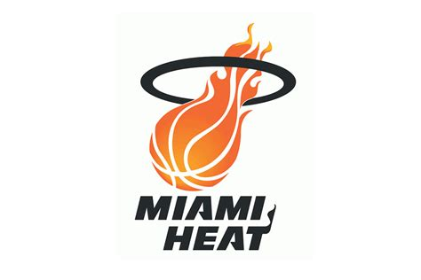 1998 Miami Heat Logo