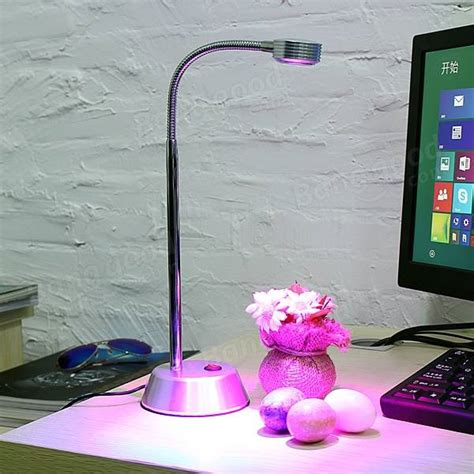 Grow Lights For Indoor Plants Singapore by Usb Led Plant Grow Light Indoor Office Desk Plant Growth