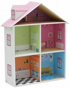 Barbie Haus Selber Bauen : puppenhaus aus pappe selbst basteln kreative m dchen ~ Lizthompson.info Haus und Dekorationen