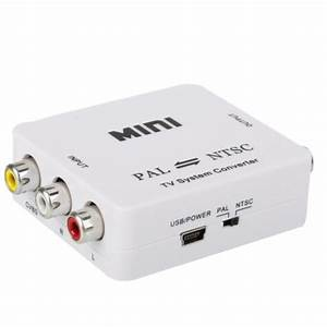 Mini Tv Format Pal To Ntsc  Ntsc To Pal System Converter