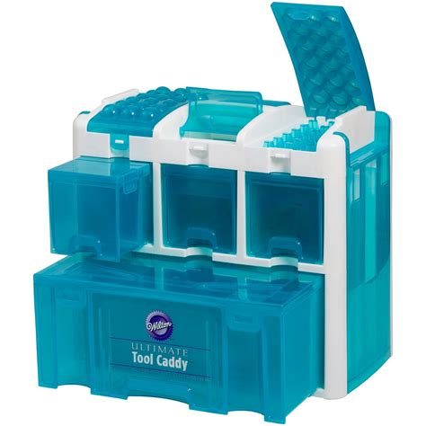 wilton ultimate tool caddy aqua deleukstetaartenshopcom