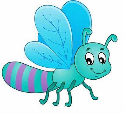 Bug Clip Clipart Bugs Cliparts Insect Cartoon