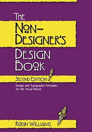 designers design book  robin p williams