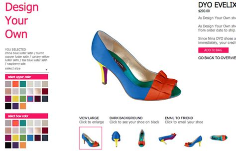 Design Your Own Shoes Here Are Some Of The Best Online Sites