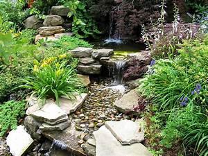 Garten Mauern Steine : hintergrundbilder bach natur garten steine ~ Markanthonyermac.com Haus und Dekorationen