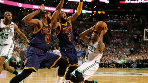 Game 2 of Cavs-Celtics was so ugly that all the best ...