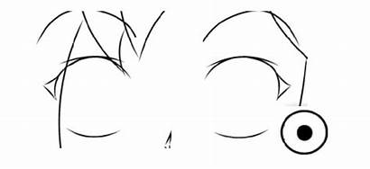 Ojos Anime Dibujar Manga Colorear Animes Dibujo