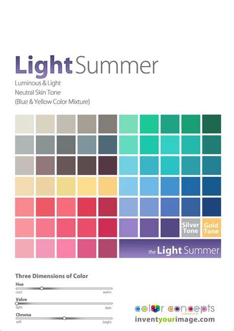 color me beautiful summer home light summer color summer colors season colors