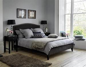 10, Shades, Of, Grey, Bedroom, Ideas