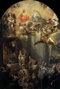 Catholic Holy Mass Painting
