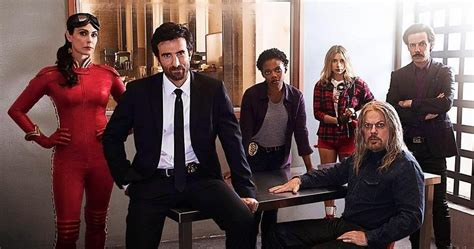 """Share the best gifs now >>>. DAMN Good Coffee...and HOT!: DAMN Good Television -- POWERS: """"Pilot"""""""