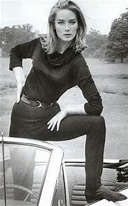 """Tilly Masterson as Tania Mallet in """"Goldfinger"""" (1964 ..."""