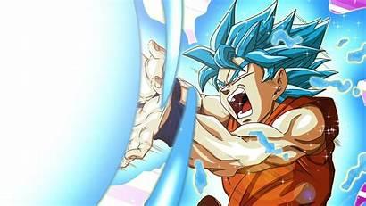 Goku Dragon Kamehameha Ball Instinct Aura Son