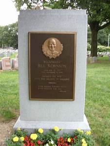 "Grave Marker- Bill ""Bojangles"" Robinson - Actor, Dancer ..."