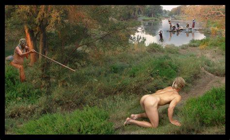 naked woman crouching hot girl hd wallpaper