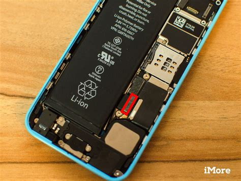 iphone 5c battery how to replace the battery in an iphone 5c imore