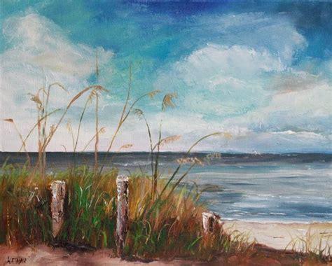 ideas  beach paintings  pinterest beach art beach drawing  learn  paint