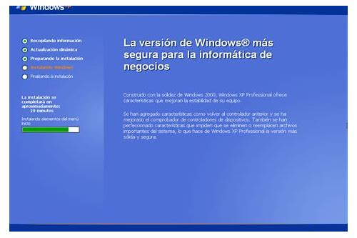 descargar gratuita de windows xp professional iso original
