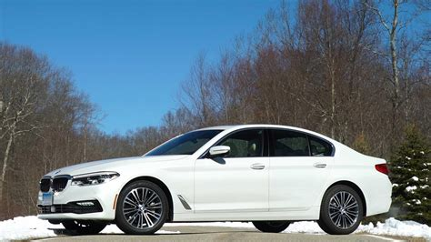 2017 Bmw 530i Review Silky Sophisticate  Consumer Reports