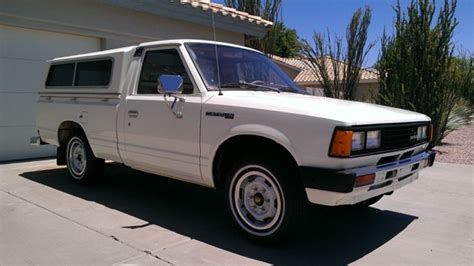 nissan datsun 1980 1980 datsun nissan pickup 78 000 mile arizona truck from