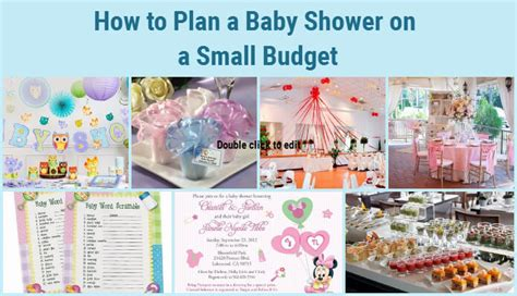 how to plan a baby shower 5 easy baby shower food recipes ideas on a budget simple