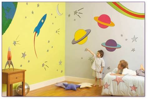 Kids Rooms Painting Ideas Wallpapers
