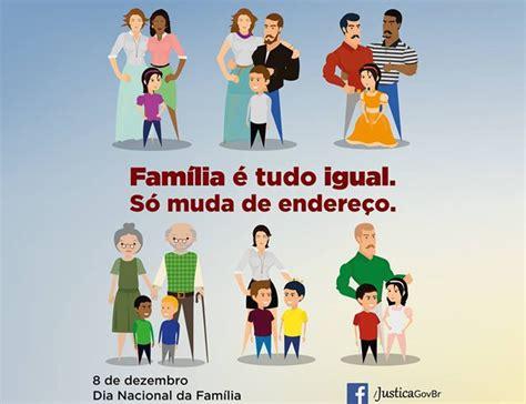 novas configuracoes de familias provam   amor vai