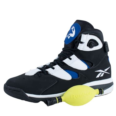 reebok shaq attaq team basketball reebok shaq attaq iv basketball shoes black white team