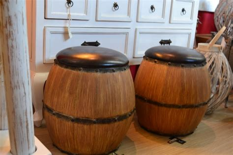 sgabelli etnici sgabello etnico botte legno etnico outlet mobili etnici