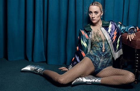 saoirse ronan covers magazine spring summer