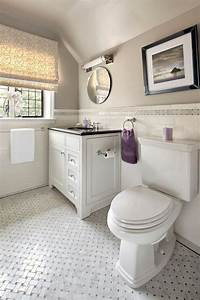 25 best ideas about subway tile bathrooms on pinterest With kitchen cabinets lowes with black and white bathroom wall art