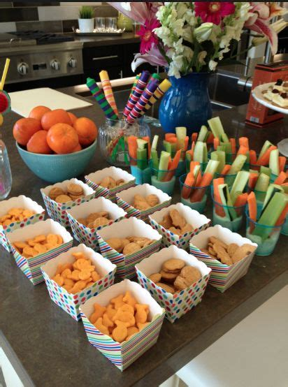 simple summer party planning tips kid food ideas party
