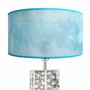 Lampenschirm 40 Cm : lampenschirm t rkis blau transparent 40 x 20 cm online shop direkt vom hersteller ~ Pilothousefishingboats.com Haus und Dekorationen