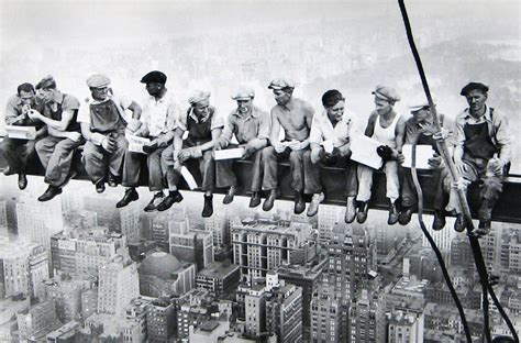 lunch atop a skyscraper lunch atop a skyscraper 1932 the american through photography
