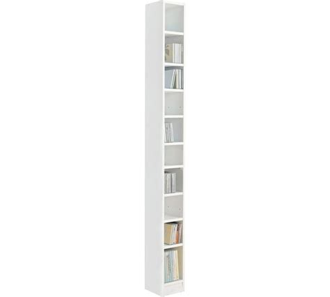 argos kitchen cabinets buy home maine dvd and cd media storage tower white 1339