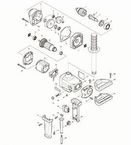 Makita Ds4000 Tool Parts