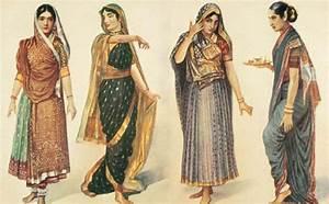 The Origin Of The Saree