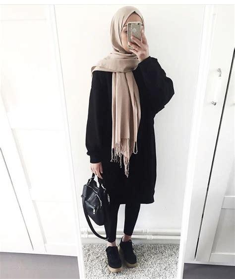 Best 25+ Hijab outfit ideas on Pinterest   Muslim fashion Hijab fashion and Hijab styles