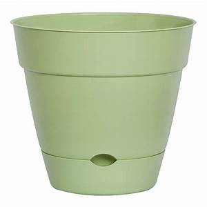 Emsco planters pots planters garden center the for Home depot garden pots