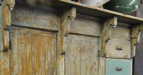 Architectural Salvage Cupboard