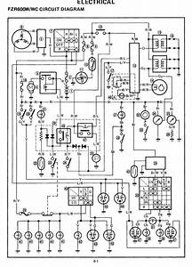 Wiring Diagram Needed For 1989 Yamaha Fzr1000 Genesis