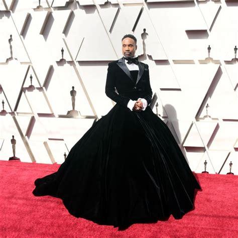 Charlize Theron Dior Dress Oscars Popsugar Fashion
