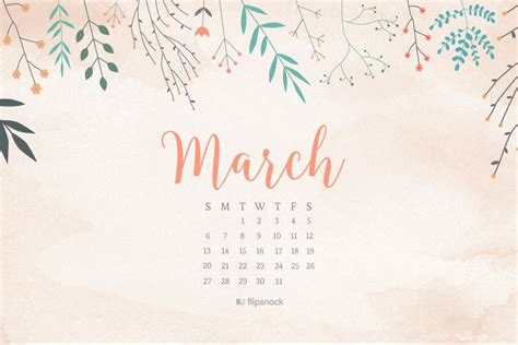 free march 2018 calendar for desktop and iphone march 2018 desktop wallpaper modafinilsale