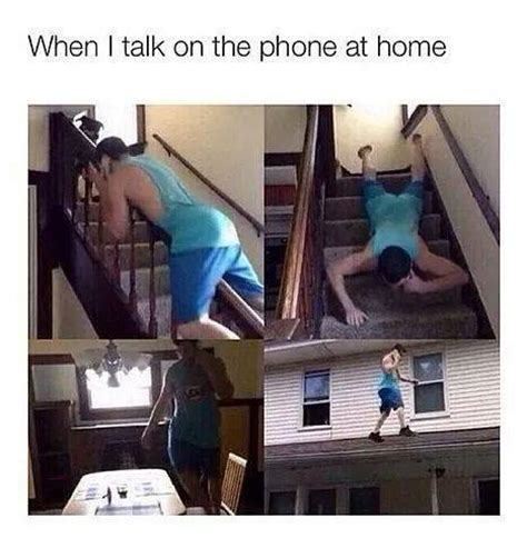 Talking On The Phone Meme - talking on phone funny pictures quotes memes jokes